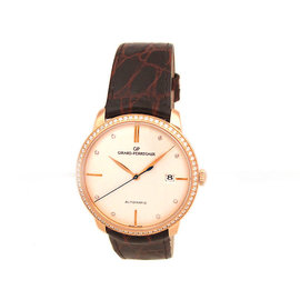 Girard Perregaux 18K Rose Gold 38mm Mens Watch
