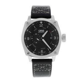 Oris BC4 645 7617 4174 07 5 22 Stainless Steel Automatic Men's Watch