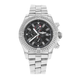 Breitling Super Avenger A1337011/B907-135A Steel Automatic Mens Watch