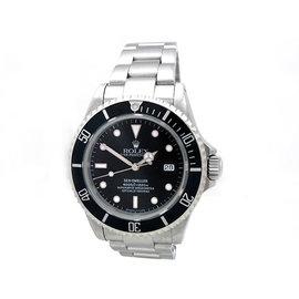 Rolex Sea Dweller 16600 Stainless Steel 40mm Mens Watch