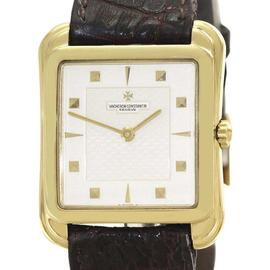 Vacheron Constantin Les Historique Toledo 31100 18K Yellow Gold Mens Watch