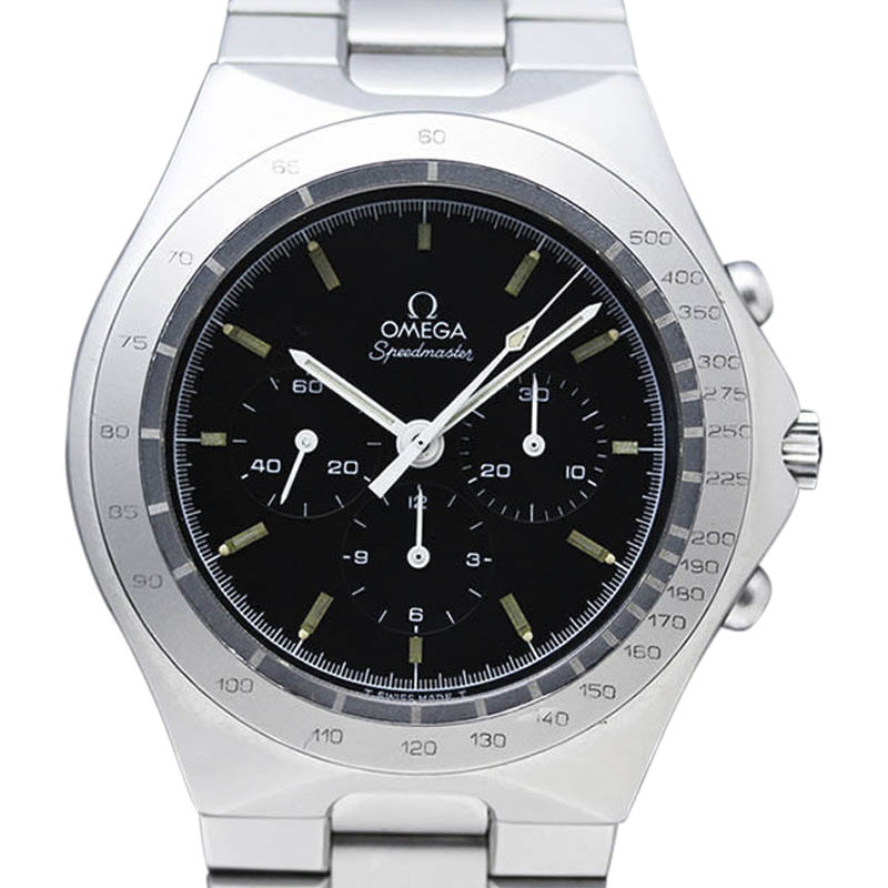 "Image of ""Omega Speedmaster St3450803 Stainless Steel 42mm Mens Watch"""