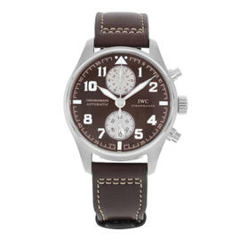 IWC Pilots Edition IW387806 Stainless Steel Automatic 43mm Mens Watch