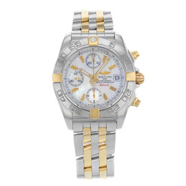 Breitling Galactic B13358L2/A700-366D 18K Yellow Gold & Stainless Steel Automatic 39mm Mens Watch