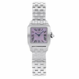 Cartier Santos Demoiselle W2510002 Small Stainless Steel Quartz 20 mm x 28 mm Women's Watch