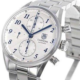 Tag Heuer Carrera CAS2111.BA0730 Stainless Steel 41mm Mens Watch
