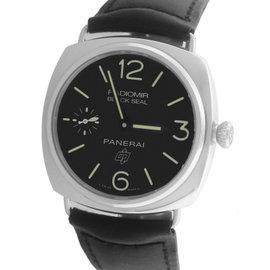 Panerai Radiomir PAMC0380 Stainless Steel Black Dial 2016 45mm Watch