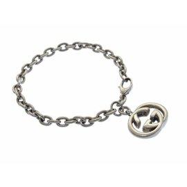 Gucci 925 Sterling Silver Bracelet