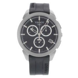 Tissot T069.417.47.051.00 Titanium Quartz 43mm Mens Watch