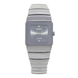 Rado Sintra Jubile 153.0334.3.076 Ceramic & Diamonds Quartz 20mm Womens Watch