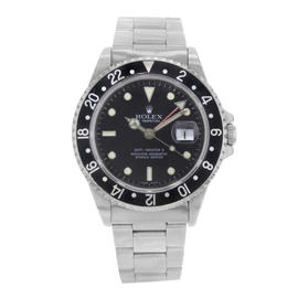 Rolex GMT-Master II 16710T Stainless Steel Automatic 40mm Mens Watch