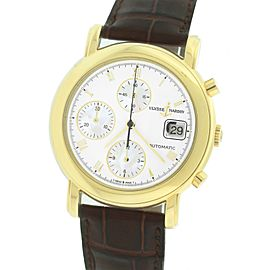 Ulysse Nardin San Marco 431-77 18K Yellow Gold Automatic 38mm Mens Watch