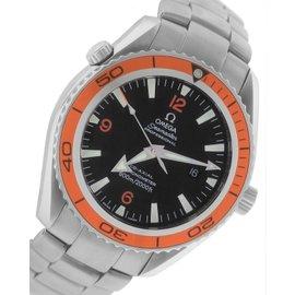 Omega Seamaster Planet Ocean 2209.50 Stainless Steel Orange 42mm Watch