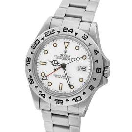 Rolex Explorer II 16550 Stainless Steel 40mm Mens Watch