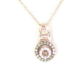 Le Vian Chocolatier 14K Rose Gold with 0.24ct Diamonds Necklace