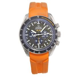 Omega Speedmaster HB-SIA 321.92.44.52.01.003 Titanium / Rubber Automatic 44mm Mens Watch
