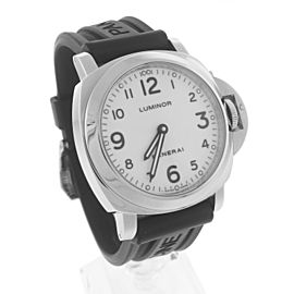 Panerai Luminor PAM00114 Stainless Steel 44mm Mens Watch