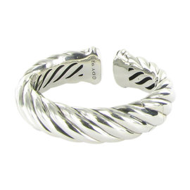 David Yurman 925 Sterling Silver Cuff Bracelet