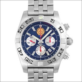 Breitling Chronomat AB 0110 (A 013 CPFPS) Stainless Steel Automatic 44mm Mens Watch