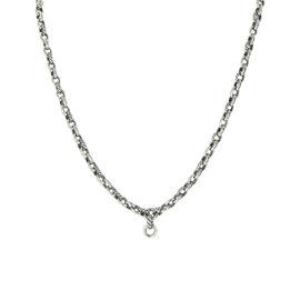 David Yurman 925 Sterling Silver Albion Chain Necklace