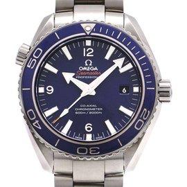 Omega Seamaster 232.90.46.21.03.001 Planet Ocean Titanium Automatic 45.5mm Mens Watch