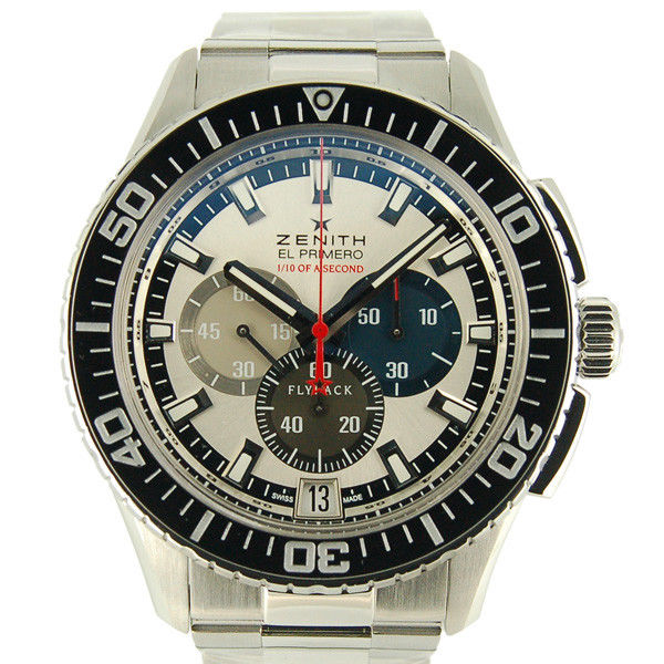 """Image of """"Zenith El Primero 03.2060.4057/69.m2060 Stainless Steel Automatic"""""""