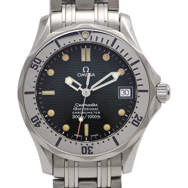 """Image of """"Omega Seamaster 2553.41 Limited Stainless Steel Automatic 36mm Mens"""""""