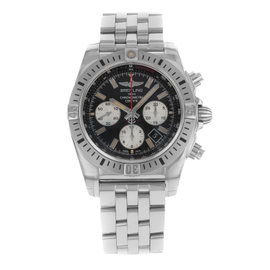 Breitling Chronomat 44 Airborne AB01154G/BD13-375A Stainless Steel Automatic 44mm Men's Watch