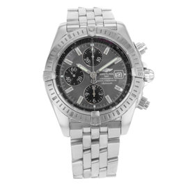 Breitling Chronomat A1335611 / F517-372A Stainless Steel Automatic 44mm Mens Watch