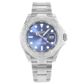 Rolex Yacht-Master 116622 Stainless Steel & Platinum Automatic 40mm Mens Watch