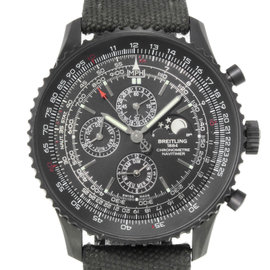 Breitling Navitimer M1938022/BD20-100W Stainless Steel Automatic 48mm Mens Watch