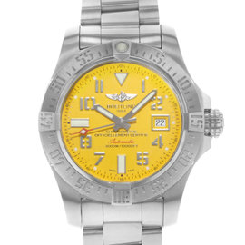 Breitling Avenger II A1733110/I519-169A Stainless Steel Automatic 45mm Mens Watch