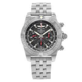 Breitling Chronomat AB011110/BA50-377A Stainless Steel Automatic 43.5mm Mens Watch