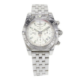 Breitling Chronomat AB014012/G711-378A Stainless Steel Automatic 41mm Mens Watch