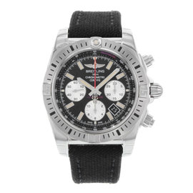 Breitling Chronomat Airborne AB01154G/BD13-1FD Stainless Steel with Silicon / Rubber Automatic 44mm Mens Watch
