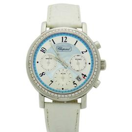 Chopard Mille Miglia Elton John 8331 Stainless Steel Diamond Womens Watch