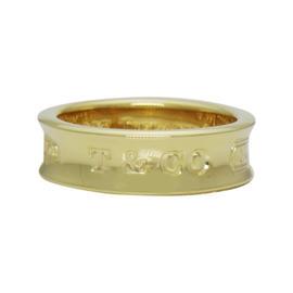 Tiffany & Co. 1837 18K Yellow Gold Band Ring