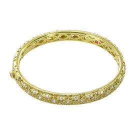 Roberto Coin 18K Yellow Gold 0.60cts Diamonds Granada Bracelet