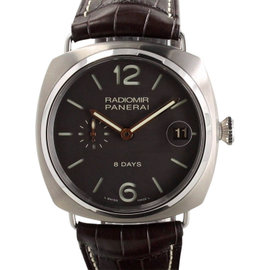 Panerai Radiomir PAM346 Titanium 8 Day Watch