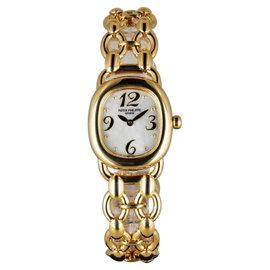 Patek Philippe 4830 Ellipse 18K Yellow Gold Womens Watch