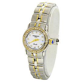 Raymond Weil 9641PV Parsifal Two-tone Steel Diamond Quartz Watch