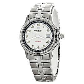 Raymond Weil 00991/WA Parsifal Stainless Steel Bracelet Quartz Watch