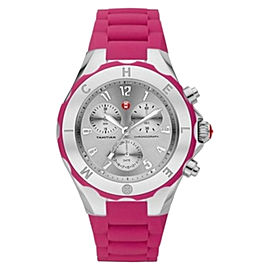 Michele MWW12F000042 Tahitian Jelly Bean Pink Watch