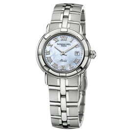 Raymond Weil 9441-ST-00908 Parsifal Mother-Of-Pearl Dial Womens Watch