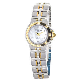 Raymond Weil 9690/1 Parsifal MoP Dial Stainless Steel Watch