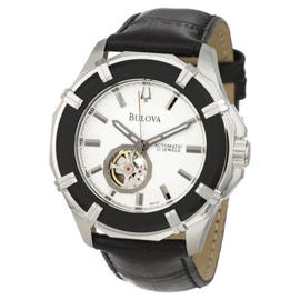 Bulova 96A123 BVA Dual Aperture Dial Mens Watch