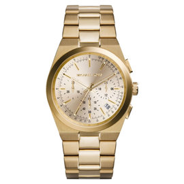 Michael Kors MK5926 Channing Chronograph Gold-tone Analog Women's Watch