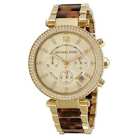 Michael Kors Parker MK5688 Gold Tone Stainless Steel 39mm Watch