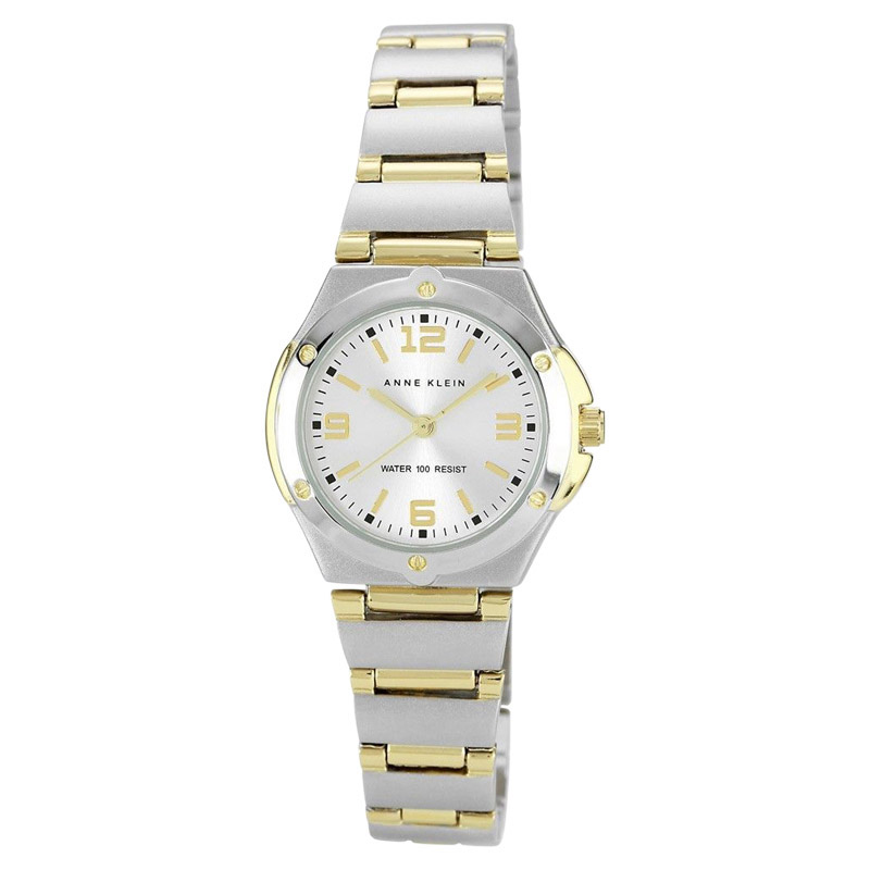"Image of ""Anne Klein 10/8655Svtt Two-Tone Stainless Steel 26mm Watch"""
