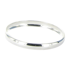 Ippolita Glamazon 925 Sterling Silver Bangle Bracelet
